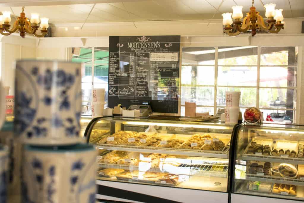 Mortensens Bakery Inside