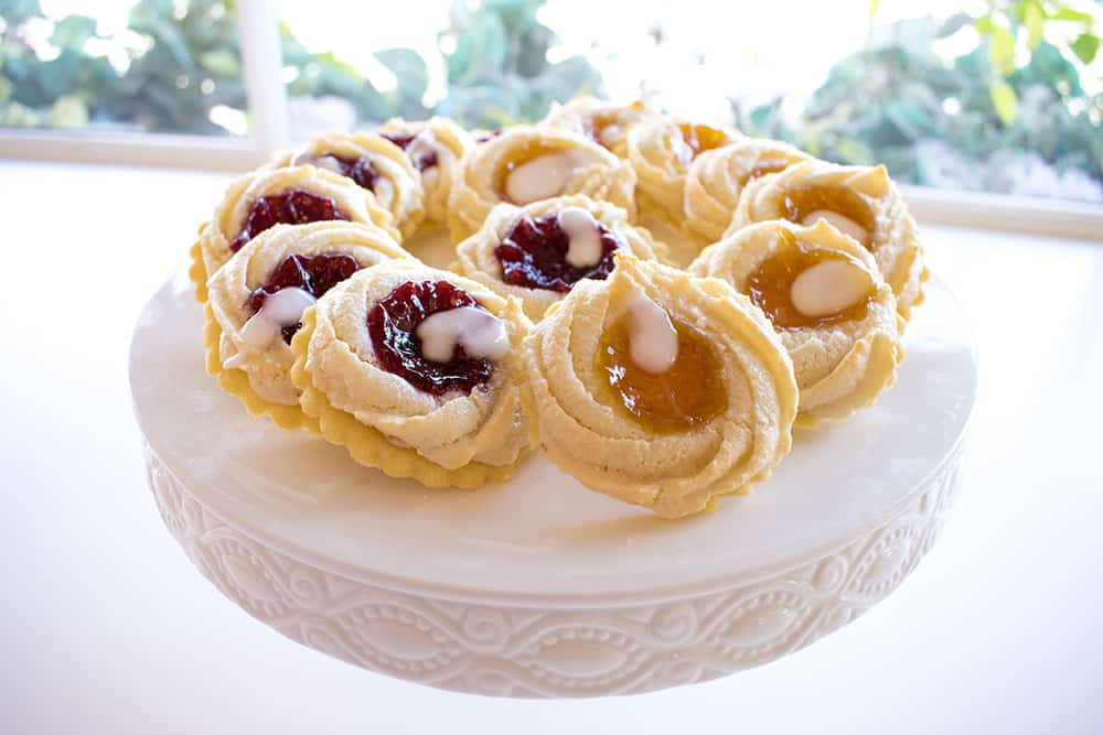Owl-Eye Cookies